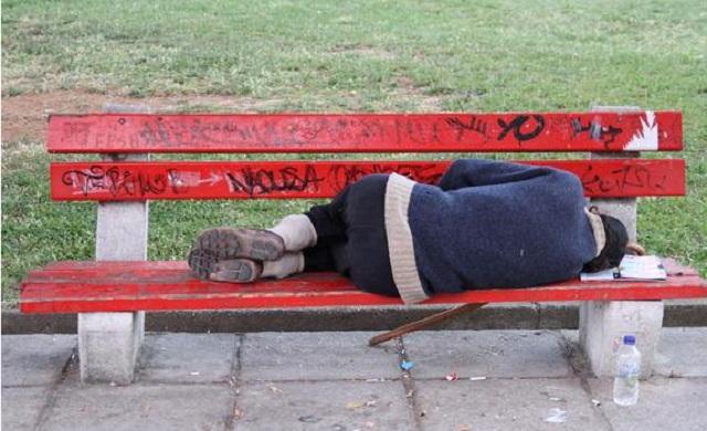 Σοκάρει η απολογία του άστεγου-δολοφόνου: Τον έπνιξα γιατί με έλεγε ζητιάνο