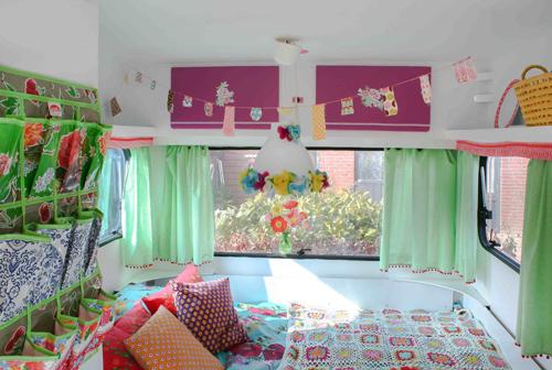 Caravan+makeover+interior