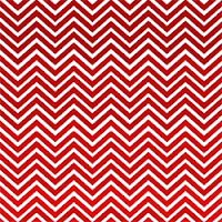 printable red chevron