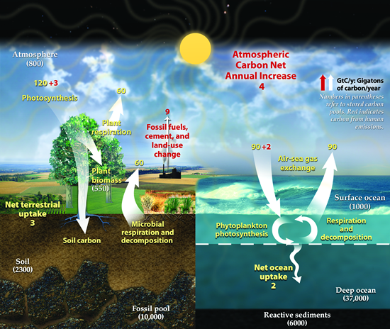 Extreme Greenhouse Effect - Oranthropogenic
