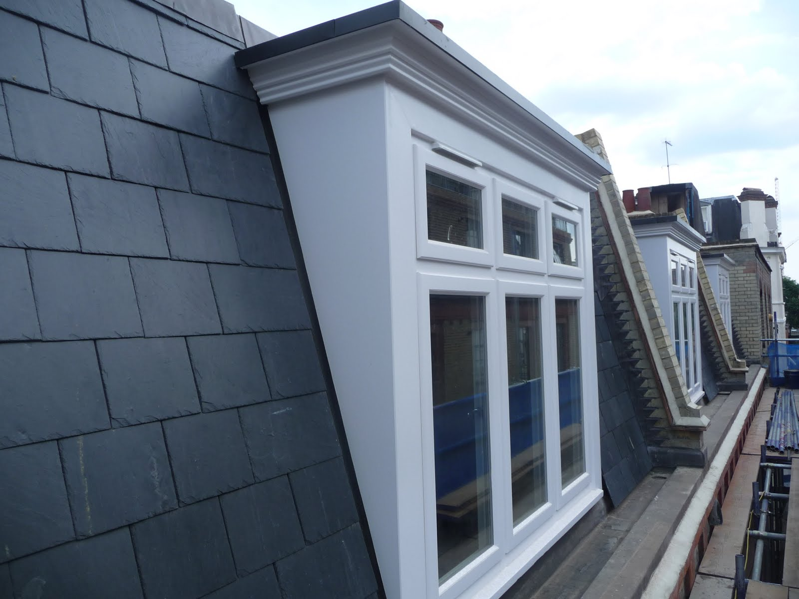 Woodenbother mansard roof construction for Mansard roof construction details