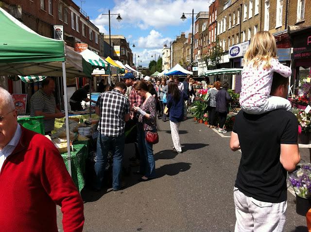 Islington+Farmers+Market+Chapel+Market