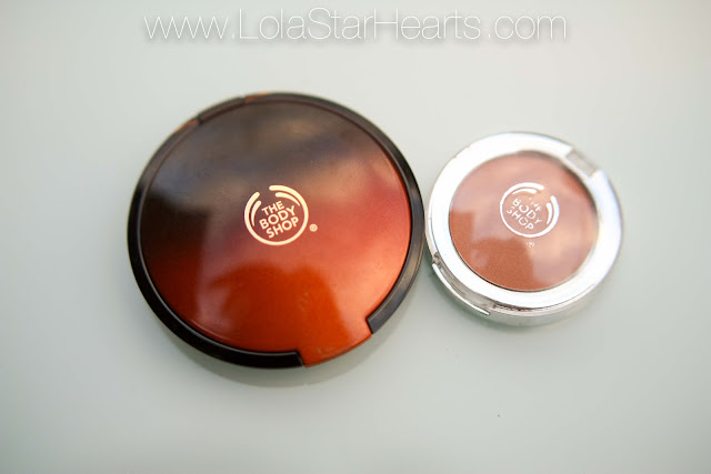 the body shop haul mists beautifying oil body butter bb cream blusher bronzer review swatch photo