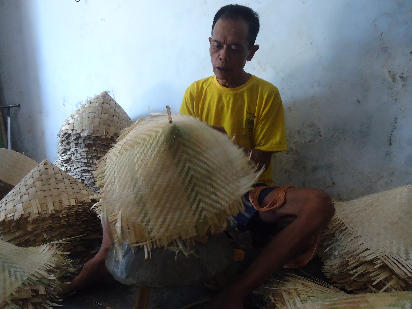 bambu magetan