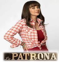 la patrona the patron es la próxima telenovela en idioma español que ...