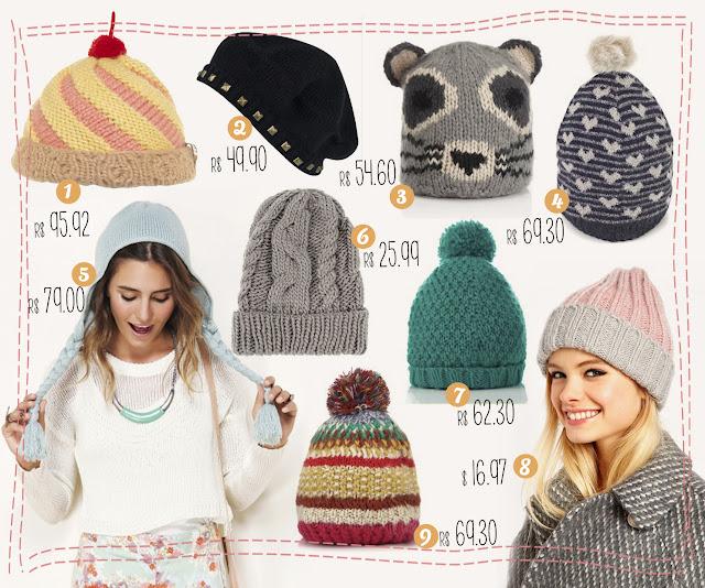 Neff, Renner, Farm, Marisa, Accessorize,  Asos, moda, inverno, fashion