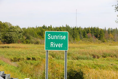 Sunrise River at County Road 19