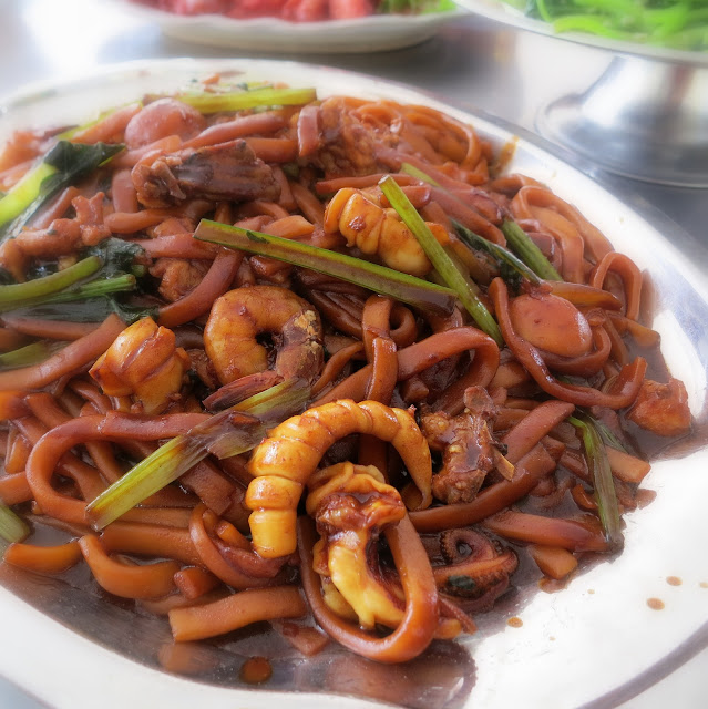 Foochow Fried Mee Noodles