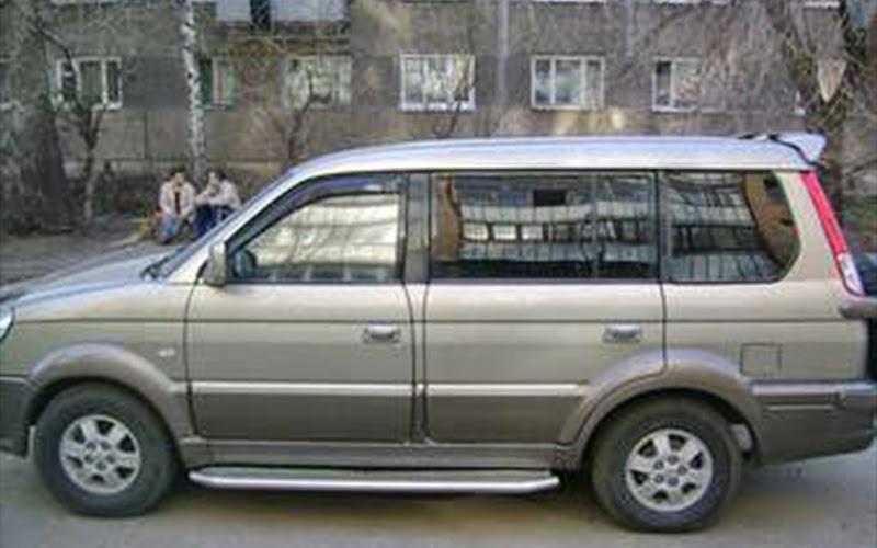 Automotive Database: Mitsubishi Freeca