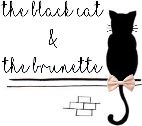 The Black Cat & The Brunette
