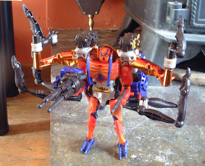 Crab transformer