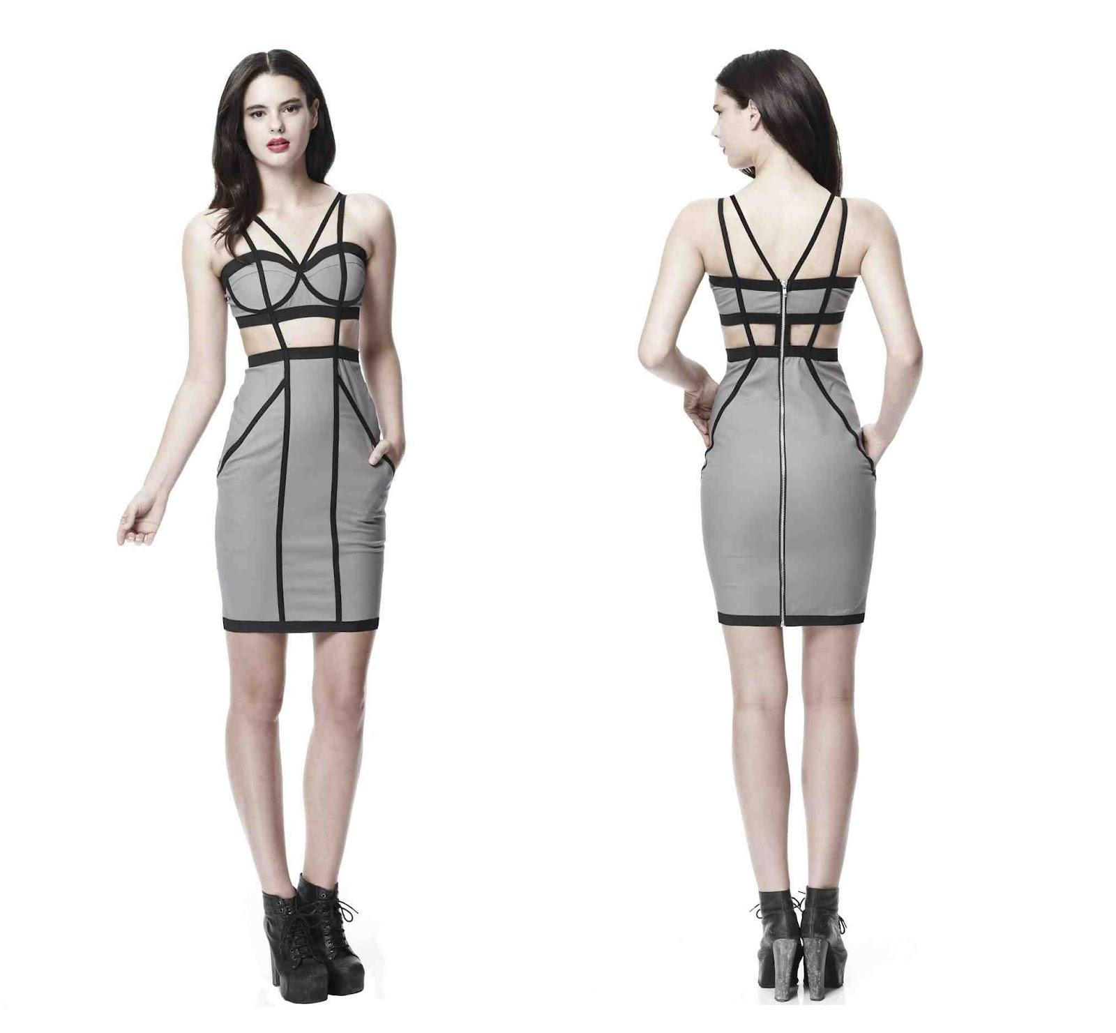 Line In Fashion Design : Ophelia s closet designer hot spot chromat