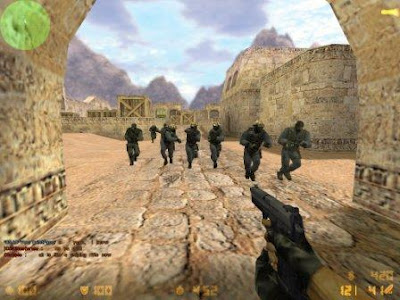 Games: Counter Strike 1.6 PC Games