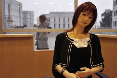 Robot Robot Dengan Wajah Yang Cantik [ www.BlogApaAja.com ]