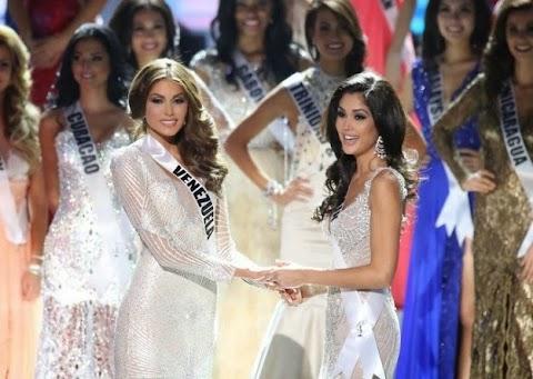 La Primera finalista de Miss Universe 2013 es lesbiana