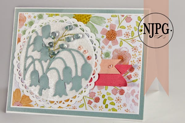 Bluebells Circle Card, Tammy @ Not Just Paper and Glue, Digi Playground, Samantha Walker, Nic Squirrell, Jamie Cripps, svg, cutting files,