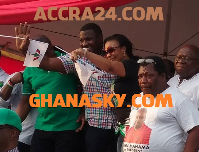 Thousands of Ghanaians insulted John Dumelo