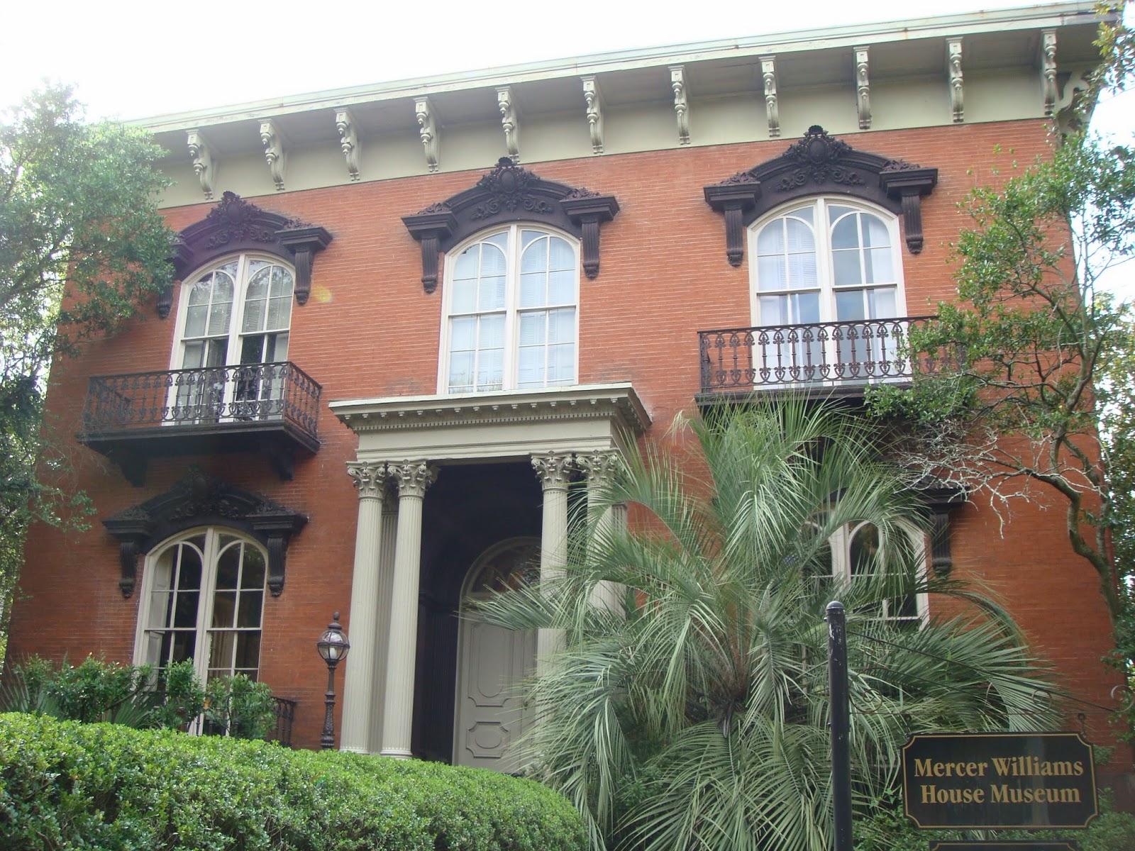 Haunted holidaze the mercer williams house savannah ga for House tours in savannah ga