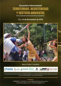 Encuentro Internacional: Territorios, Resistencias y Justicia Ambiental