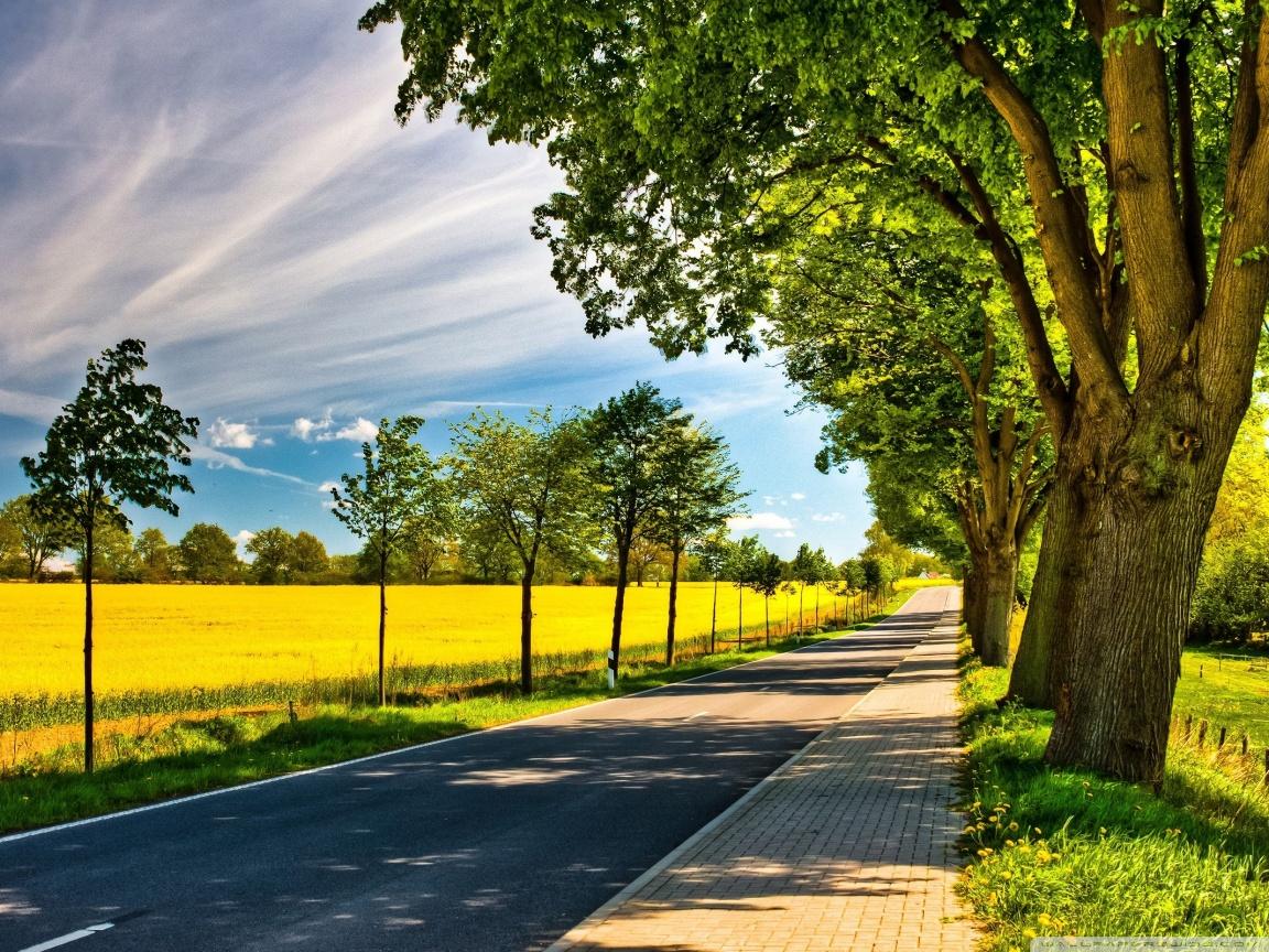 summer landscape image wallpaper - photo #47