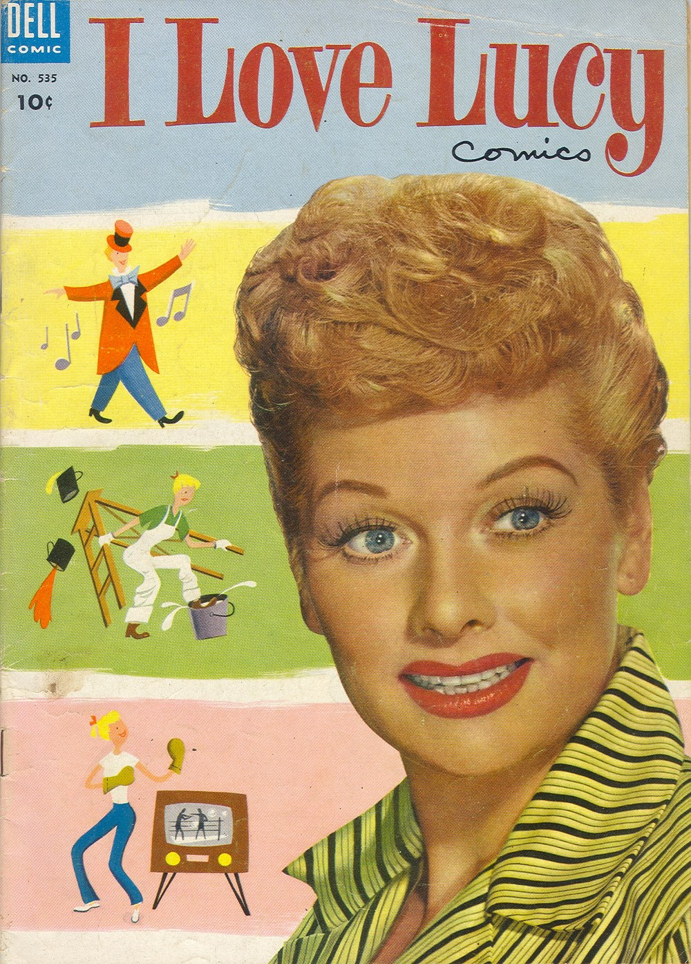 i love lucy essay Is ricky ricardo simply a stereotype though arnaz was the main male figure on i love lucy, he was not the star of the show the show was about lucille ball, and the characterization of ricky ricardo portrayed that.