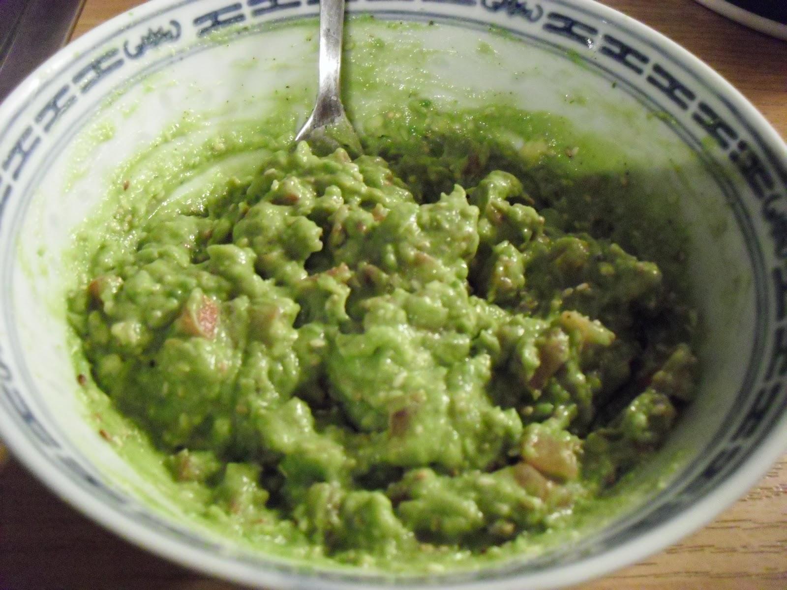 Kira's Cooking Blog: Light Lunch Wraps + Guacamole Recipe