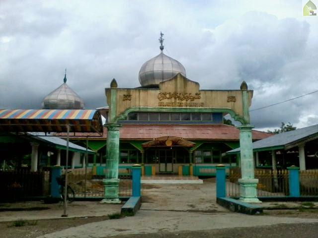 masjid kalumpang