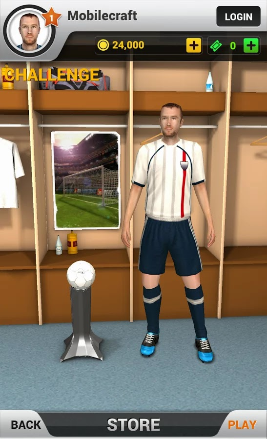 Flick Shoot 2 v1.18 Mod [Unlimited Money]