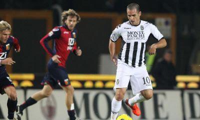 Siena Genoa 0-2 highlights