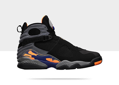Air Jordan Retro 8 Men's Shoe 305381-043