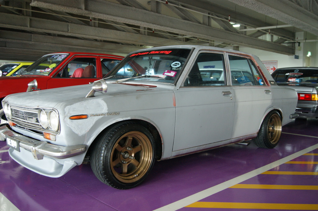 one of the collectors itemDatsun SSS 510