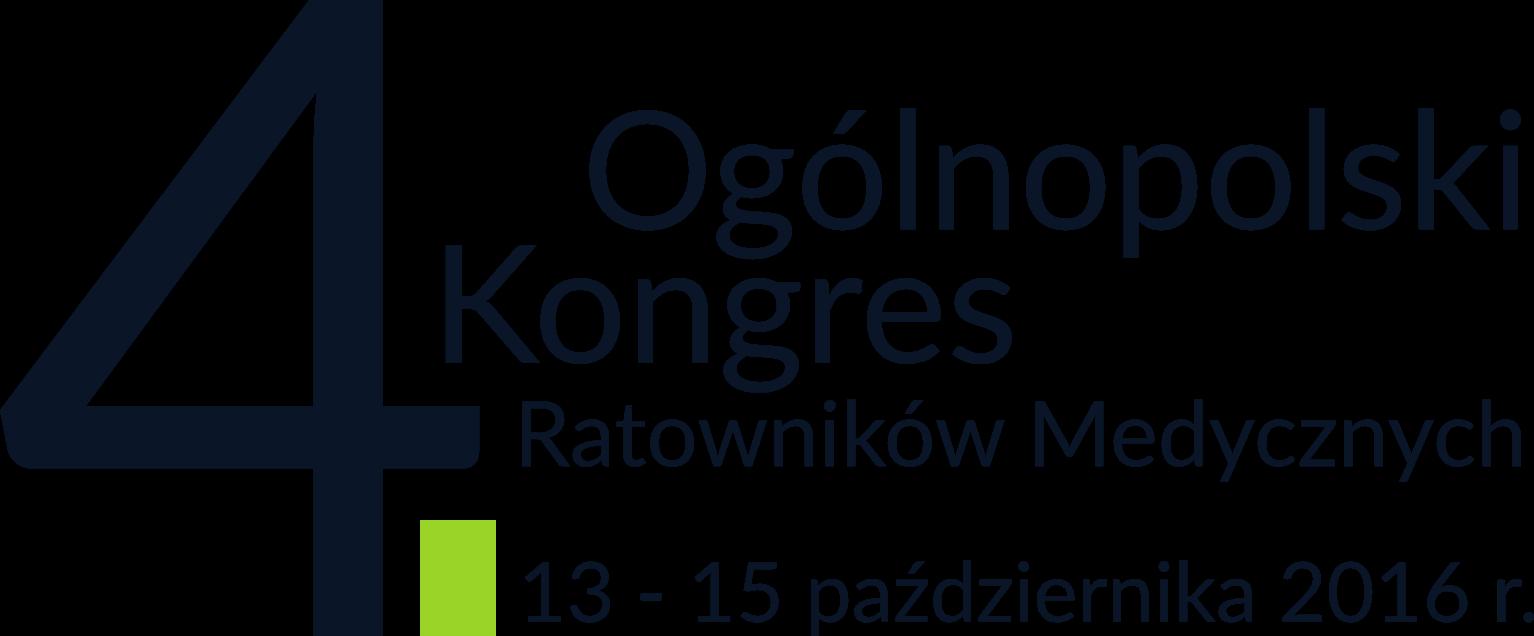 4 Ogólnopolski Kongres Ratowników Medycznych
