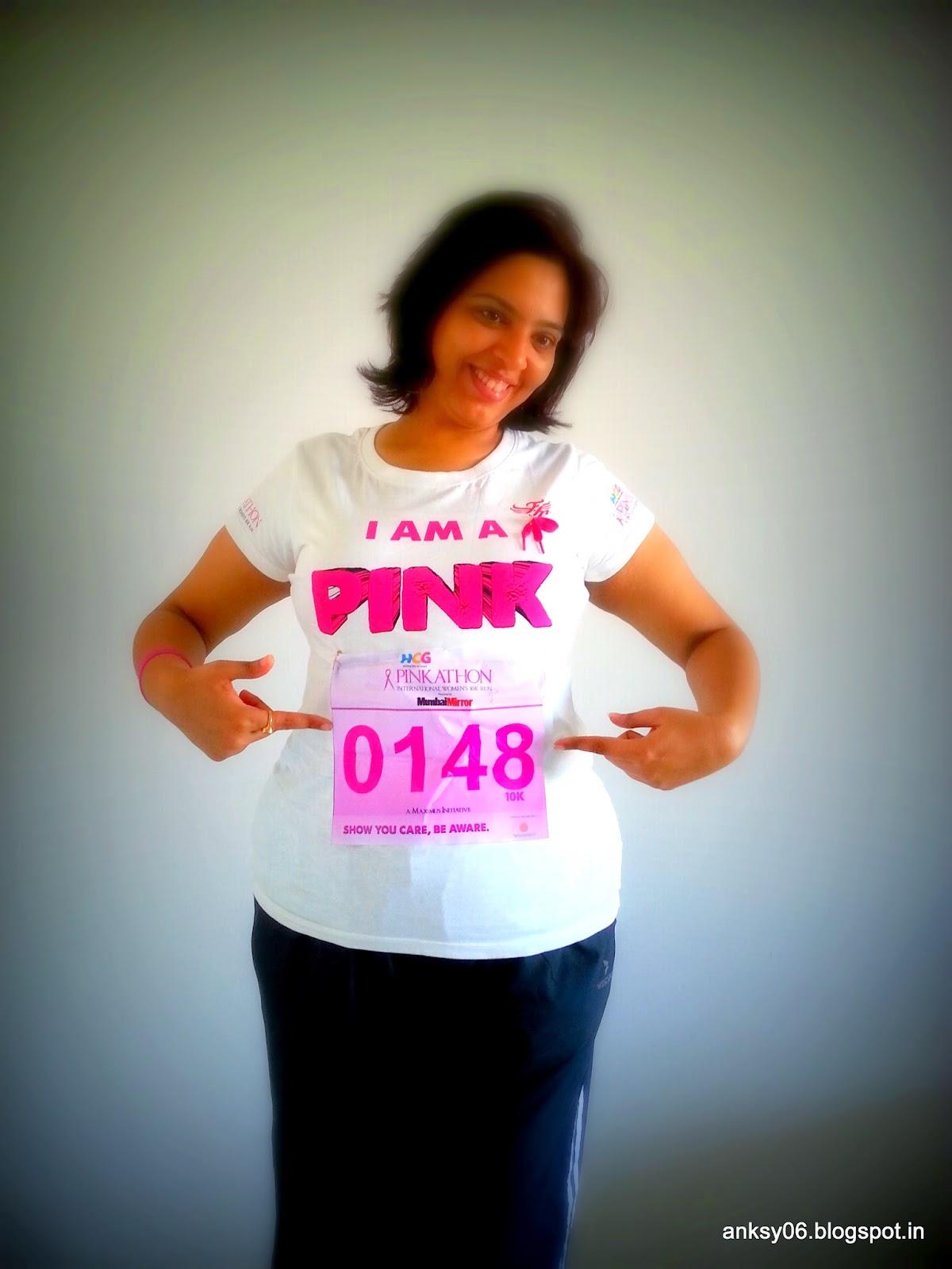 Pinkathon - 10K Marathon