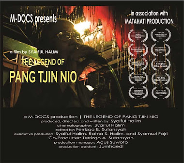 The Legend of Pang Tjin Nio (2016)