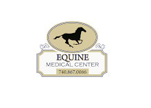 Equine Medical Center New Truck Logo
