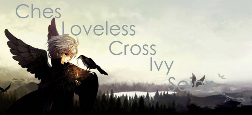 Ches Loveless Cross Ivy Seinx