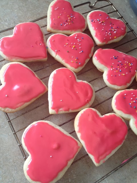 sugar cookies might be my favourite sugar cookies in the shape of a ...