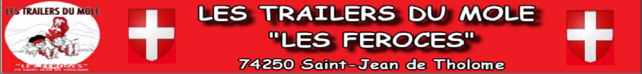 Page d'accueil - Les Trailers du Môle - Les Féroces - 74250 Saint-Jean de Tholome