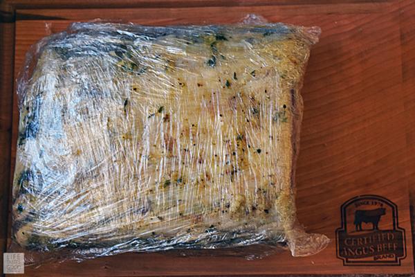 Garlic Crusted Prime Rib Roast   by Life Tastes Good #LTGrecipes