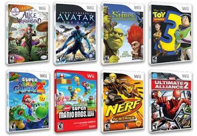 Games de Nintendo Wii