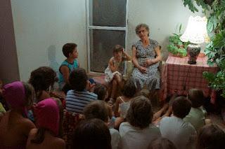 Η κυρία Αντωνία Κυριακού διηγείται την ιστορία της