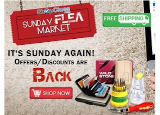 Sunday Flea Market + Free Shipping On All Products_frickspanel