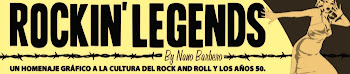 """Rockin' Legends"" SHOP"
