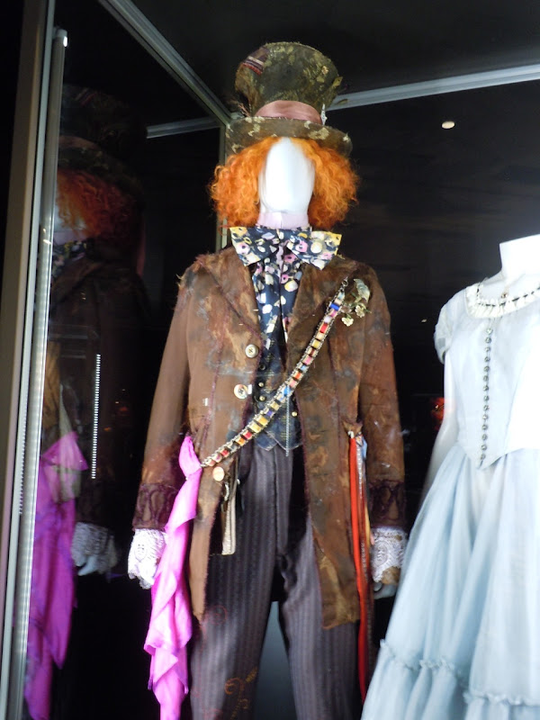Mad Hatter Johnny Depp costume