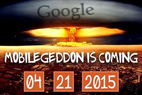 Mobilegeddon Google 2015