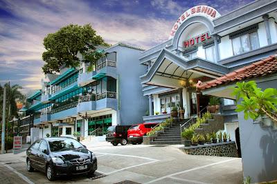 Hotel Benua - Hotel Murah di Bandung