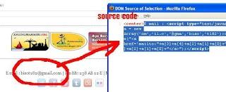 Resiko pencantuman alamat email dan pengamanannya