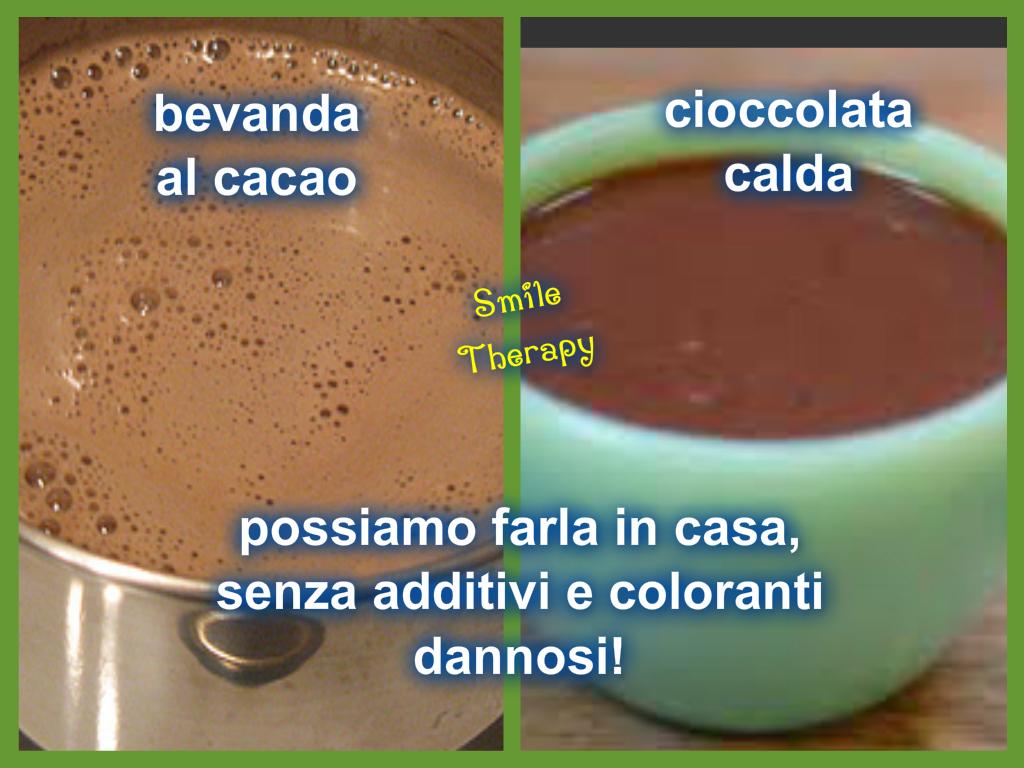 spesso Bevanda al cacao e cioccolata calda | In modo naturale IC85