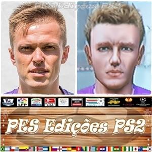Josip Ilicic (Fiorentina) e Eslovênia PES PS2