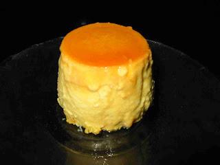 Kabocha Pumpkin Custard Pudding japanese desert recipe